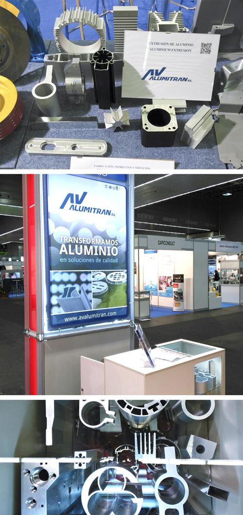 feria bilbao 2015 aluminio