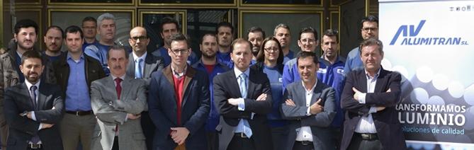 visita alcalde Villarejo