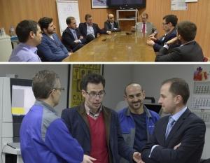 visita alcalde villarejo salvanés
