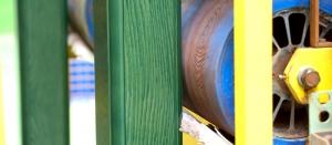 acabado madera aluminio certificado