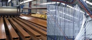 lacado aluminio certificado