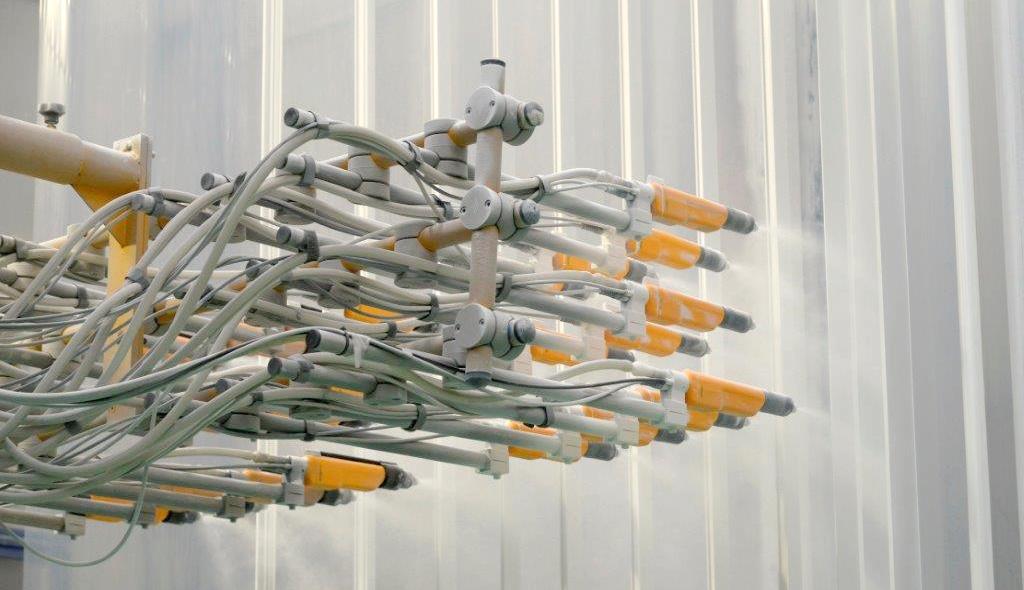 lacado de Aluminio Qualideco