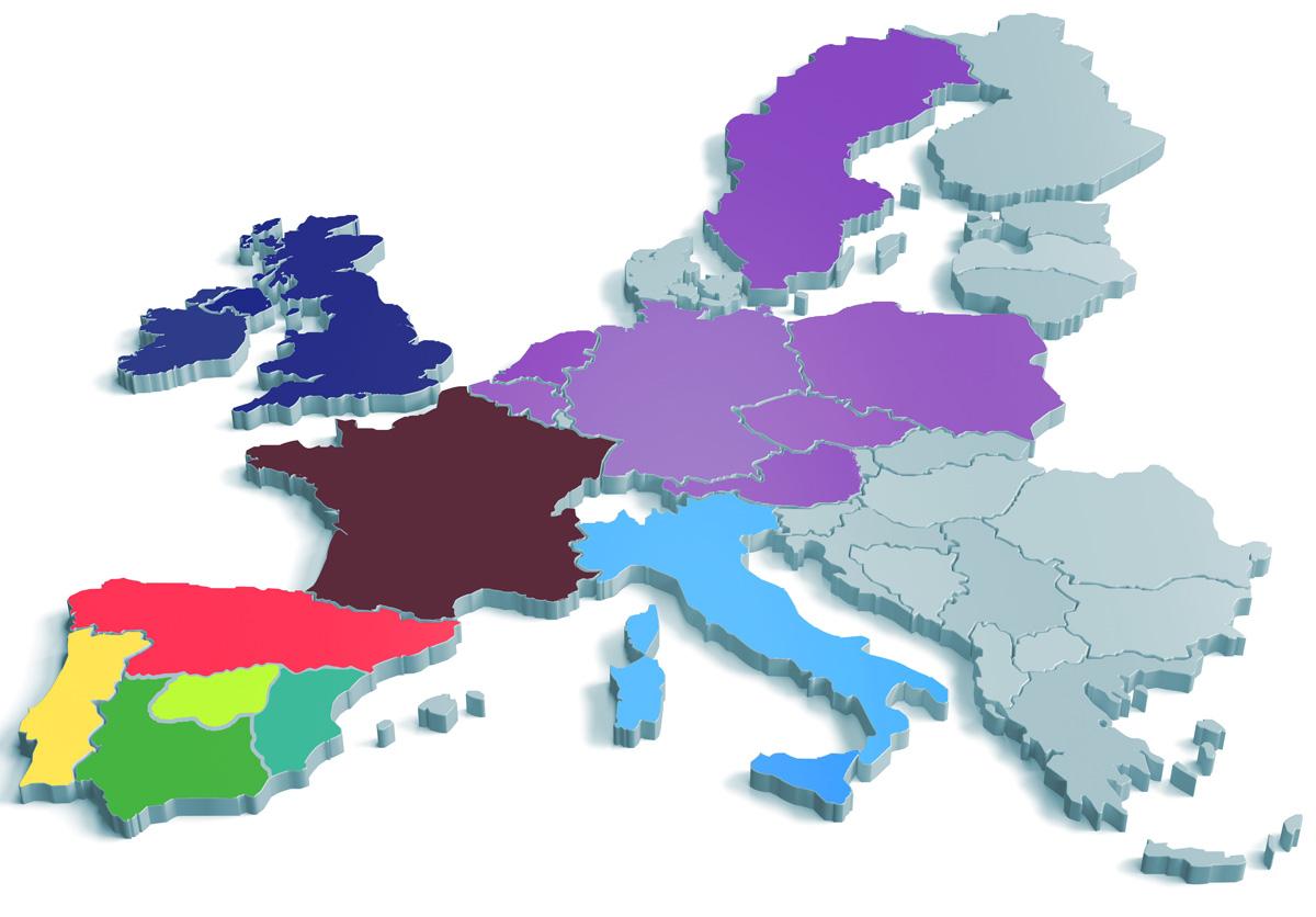 mapa red comercial europa febrero 2017