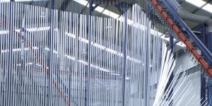 lacado aluminio certificado qualicoat