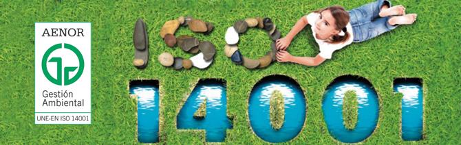 certificación iso 104001 responsabilidad medioambiental