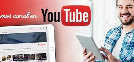 Nuestro canal de YouTube, un nuevo espacio para hablar de Aluminio y de AV Alumitran