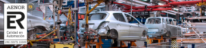 extrusión aluminio para automoción
