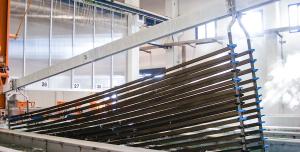 plantas de anodizado de aluminio