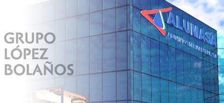 AV Alumitran asiste a la inauguración de la nueva planta de Alumasa en Extremadura