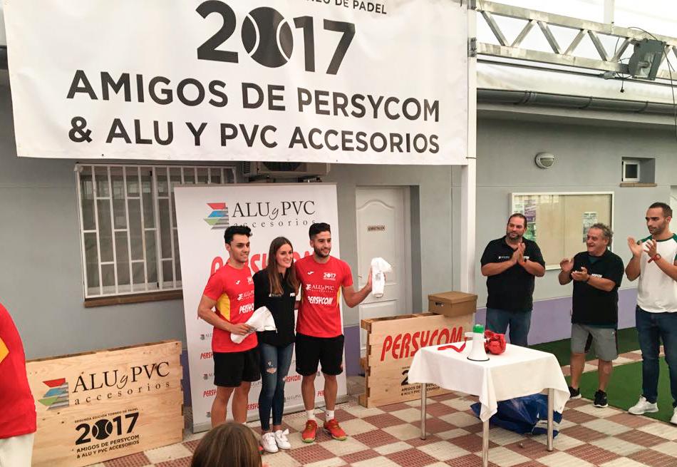 padel amigos persycom 2017 ganadores
