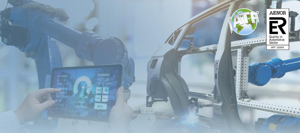 aluminium-extrusion-automovive-provider-certified-iatf-2018