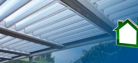 La eficiencia energética tiene un nuevo aliado en el Aluminio y las pérgolas bioclimáticas