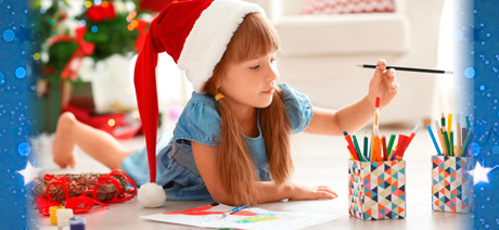 Primer Concurso infantil de Dibujo Navideño AV Alumitran
