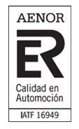 certificación IATF 16949 para Automoción