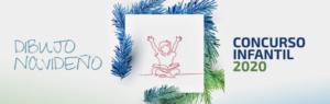 concurso infantil de dibujo navideño AV Alumitran 2020