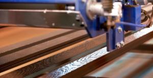 aluminio decorado madera EZY licencia Qualideco